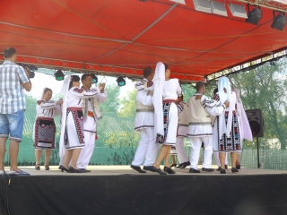 Ansamblul folcloric Stefan Lautaru - Salcia Tudor - 9 septembrie 2015